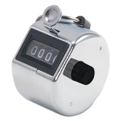 TALLY I HAND MODEL TALLY COUNTER, REGISTERS 0-9999,