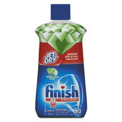 Jet-Dry Rinse Agent, Green Apple Vinegar, 8.45 oz Bottle RAC75743