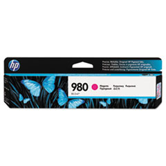 HP 980, (D8J08A) Magenta Original Ink Cartridge