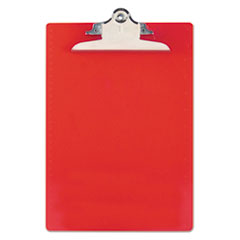 """PLASTIC ANTIMICROBIAL CLIPBOARD, 1"""" CAPACITY, HOLDS"""
