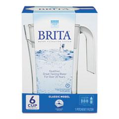 Brita 35548 Benchmark Water Pitcher
