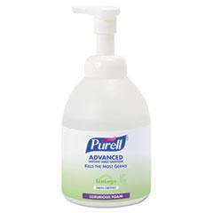 Advanced Green Certified Instant Hand Sanitizer Foam, 535 ml Bottle GOJ579104EA