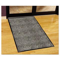Silver Series Indoor Walk-Off Mat, Polypropylene, 48 x 72, Pepper/Salt MLL74040630