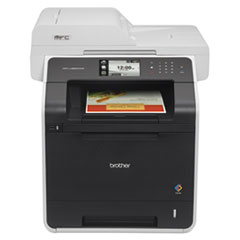 COU MFC-L8850CDW Color Laser All-in-One with Wireless Networking and Duplex Printing at Sears.com