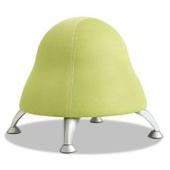 "Runtz Ball Chair, 12"" Diameter x 17"" High, Sour Apple Green"