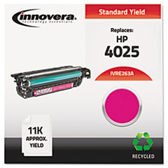 Remanufactured CE263A (648A) Toner, Magenta