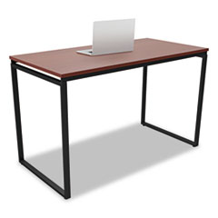 Seven Series Rectangle Desk, 47 1/4 x 23 5/8 x 29 1/2, Cherry LITSV750CH