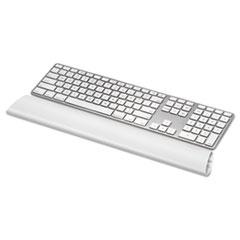 I-Spire Keyboard Wrist Rocker Wrist Rest, 18 1/4 x 2 9/16 x 1 1/8, White