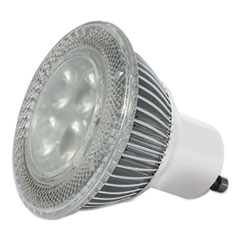 LED Advanced Light Bulbs GU-10, 40 Watt, Warm, 415 lm