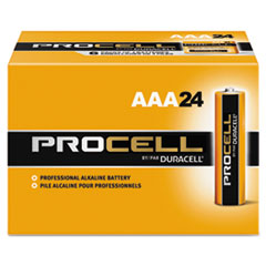 DURACELL PROCELL AAA ALKALINE BATTERY 24PK