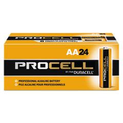 DURACELL PROCELL AA ALKALINE BATTERY 24BX
