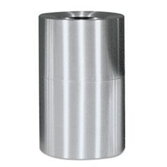 Atrium_Extra_Large_Capacity_Aluminum_Container_Open_Top_62_Gal_Satin_Finish