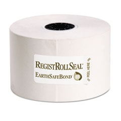 RegistRolls Point-of-Sale Rolls, 44mm x 165, White, 50/Carton