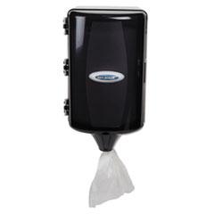Adjustable_Mini_Centerpull_Towel_Dispenser_7_12_x_7_38_x_12_38_Black_Pearl