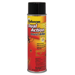 ENFORCER DUAL ACTION INSECT KILLER FOR FLYING / CRAWLING