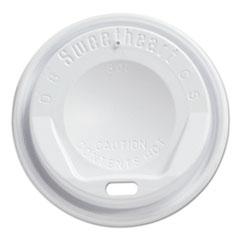 Gourmet_Dome_SipThrough_Lids_8oz_Cups_White_100Sleeve_10_SleevesCarton