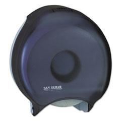 Single_12_JBT_Bath_Tissue_Dispenser_1_Roll_12_910x5_58x14_78_Black_Pearl