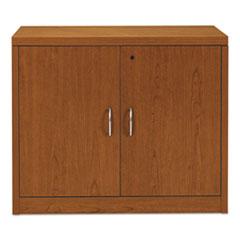 11500 Series Valido Storage Cabinet w/Doors, 36w x 20d x 29-1/2h, Bourbon Cherry