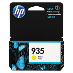 HP 935, (C2P22AN) Yellow Original Ink Cartridge