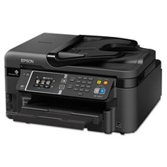 WorkForce 3620 Wireless All-in-One Inkjet Printer, Copy/Fax/Print/Scan