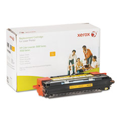 6R1291 (Q2672A) Compatible Remanufactured Toner, 5100 Page-Yield, Yellow