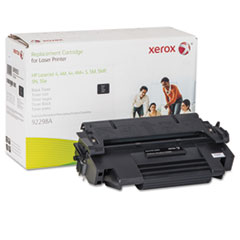 6R903 (92298A) Compatible Remanufactured Toner, 7100 Page-Yield, Black