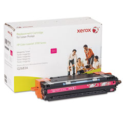 6R1295 (Q2683A) Compatible Remanufactured Toner, 6200 Page-Yield, Magenta