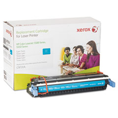 6R1314 (C9731A) Compatible Remanufactured Toner, 12800 Page-Yield, Cyan