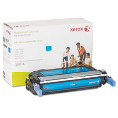 6R1331 (Q5951A) Compatible Remanufactured Toner, 13100 Page-Yield, Cyan