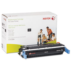 6R941 (C9720A) Compatible Remanufactured Toner, 10800 Page-Yield, Black