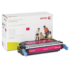 6R1329 (CB403A) Compatible Remanufactured Toner, 11800 Page-Yield, Magenta