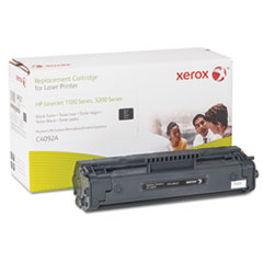 6R927 (C4092A) Compatible Remanufactured Toner, 3200 Page-Yield, Black