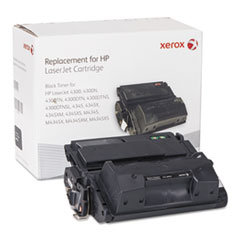 6R935 (Q1339A / Q5945A) Compatible Remanufactured Toner, 22200 Page-Yield, Black