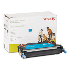 6R1339 (Q6471A) Compatible Remanufactured Toner, 4900 Page-Yield, Cyan
