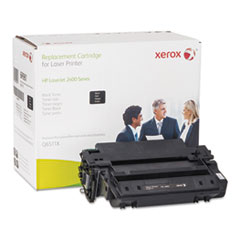 6R961 (Q6511X) Compatible Remanufactured High-Yield Toner, 13700 Page-Yield, Black