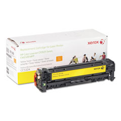 6R1488 (CC532A) Compatible Remanufactured Toner, 3100 Page-Yield, Yellow