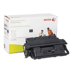 006R00926 Replacement High-Yield Toner for C4127X (27X), Black - Compatible