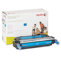 6R1327 (CB401A) Compatible Remanufactured Toner, 11800 Page-Yield, Cyan