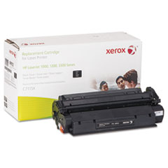 6R932 (C7115X) Compatible Remanufactured High-Yield Toner, 4200 Page-Yield, Black