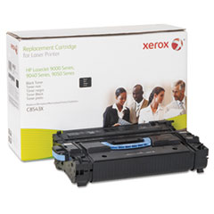 6R958 (C8543X) Compatible Remanufactured High-Yield Toner, 33500 Page-Yield, Black