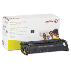 6R960 (Q5949A) Compatible Remanufactured Toner, 3100 Page-Yield, Black
