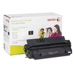 6R925 (C4129X) Compatible Remanufactured High-Yield Toner, 10500 Page-Yield, Black