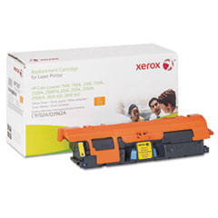 6R1287 (C9702A / Q3962A) Compatible Remanufactured Toner, 4200 Page-Yield, Yellow