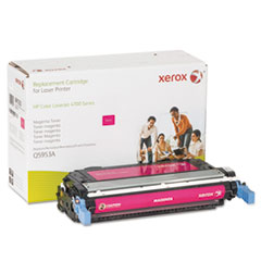 6R1333 (Q5953A) Compatible Remanufactured Toner, 13100 Page-Yield, Magenta