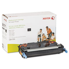 6R1338 (Q6470A) Compatible Remanufactured Toner, 6700 Page-Yield, Black