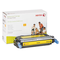 6R1328 (CB402A) Compatible Remanufactured Toner, 11800 Page-Yield, Yellow