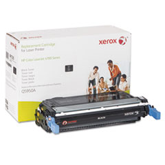 6R1330 (Q5950A) Compatible Remanufactured Toner, 13900 Page-Yield, Black