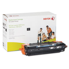 6R1289 (Q2670A) Compatible Remanufactured Toner, 6500 Page-Yield, Black