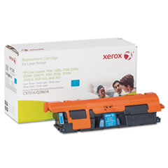 6R1286 (C9701A / Q3961A) Compatible Remanufactured Toner, 4200 Page-Yield, Cyan