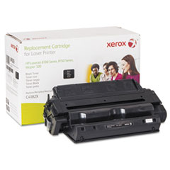 6R929 (C4182X) Compatible Remanufactured High-Yield Toner, 21800 Page-Yield, Black